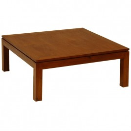 Table basse teck Bima