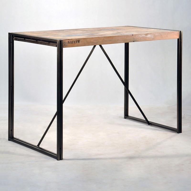 mange debout fer et de bois de bateau recycl pas cher en vente chez origin 39 s meubles. Black Bedroom Furniture Sets. Home Design Ideas