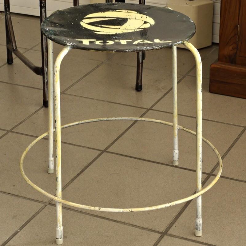 Tabouret bar bidon recycl pas cher en vente chez origin 39 s meubles - Tabouret bidon d huile ...