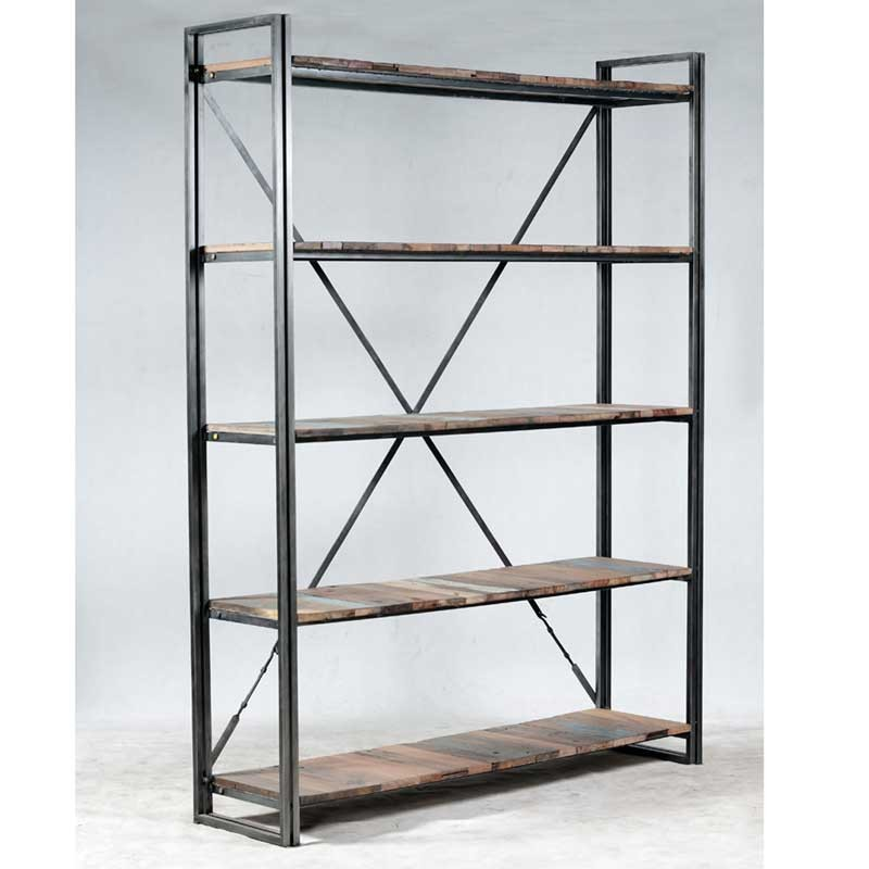 etagere metallique pas cher wonderful etagere metal pas cher 2 etagre bois et mtal clip l150cm. Black Bedroom Furniture Sets. Home Design Ideas