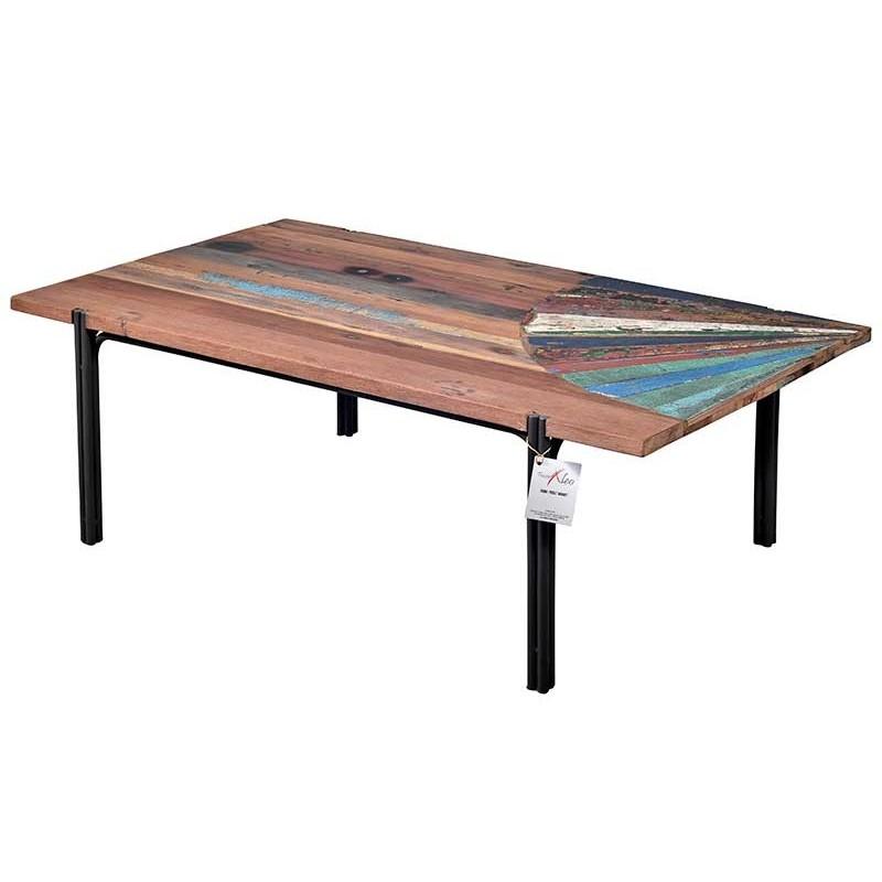Table Basse Bois Bateau Recycle – Ezooqcom