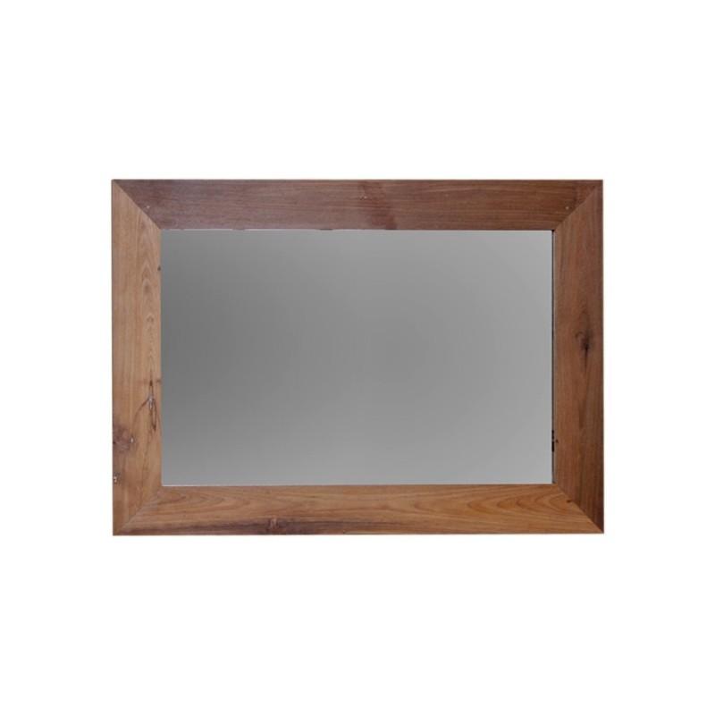 miroir lounge en teck origin 39 s meubles. Black Bedroom Furniture Sets. Home Design Ideas