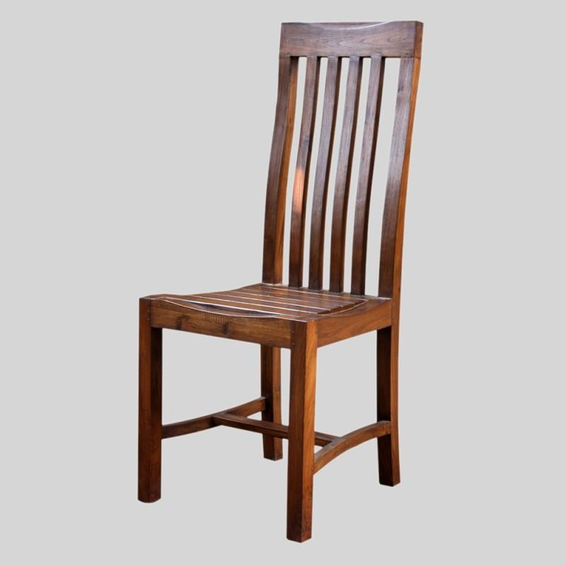 Chaise en teck pas ch re de la gamme japan en vente chez origin 39 s meubles - Chaise medaillon pas chere ...