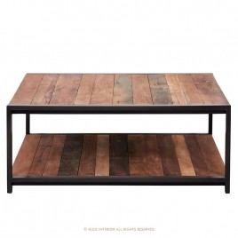 Table basse industrielle NEWPORT 100
