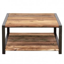 Table basse industrielle NEWPORT 80
