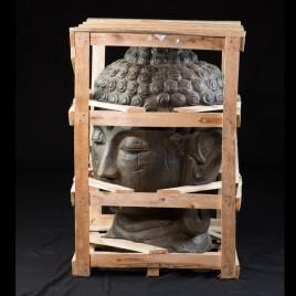 Tête de Bouddha 100
