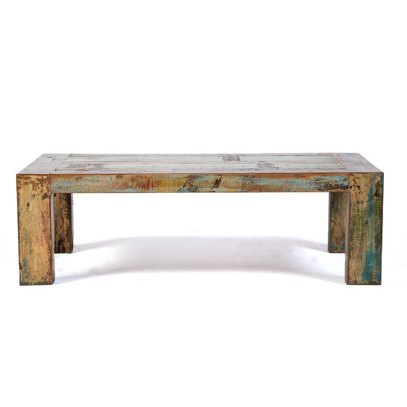 Table basse en bois belgique for Table basse industrielle pas cher