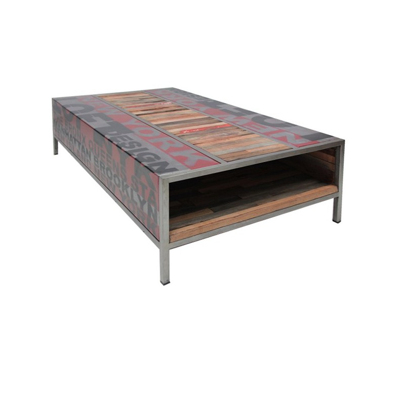Table Basse Loft D Co New York Chez Origin 39 S Meubles