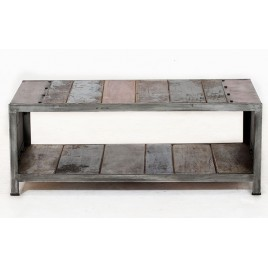 Table basse Industrielle Ego