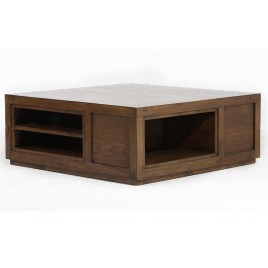 Table Basse teck IN LINE